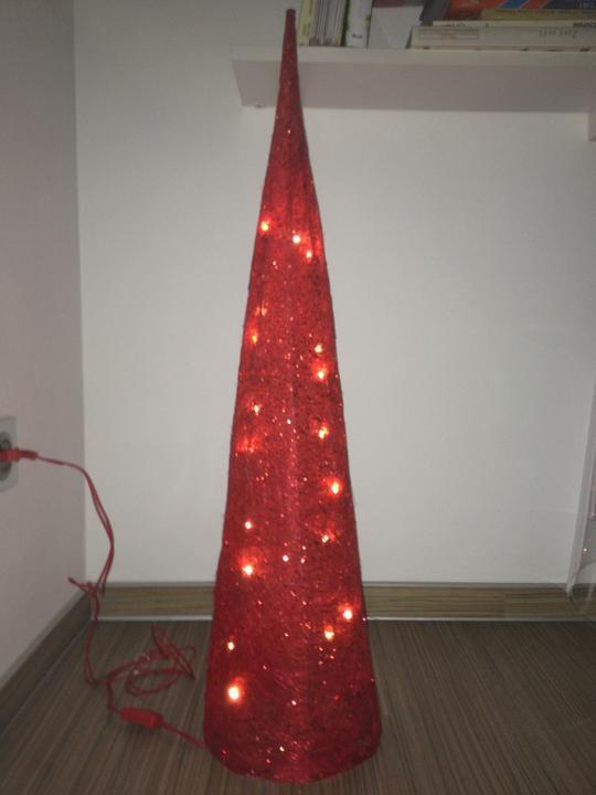 Vánoční:-) - ve tmě nádherně svítí