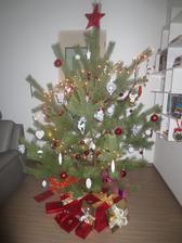 vánoční stromeček 2013