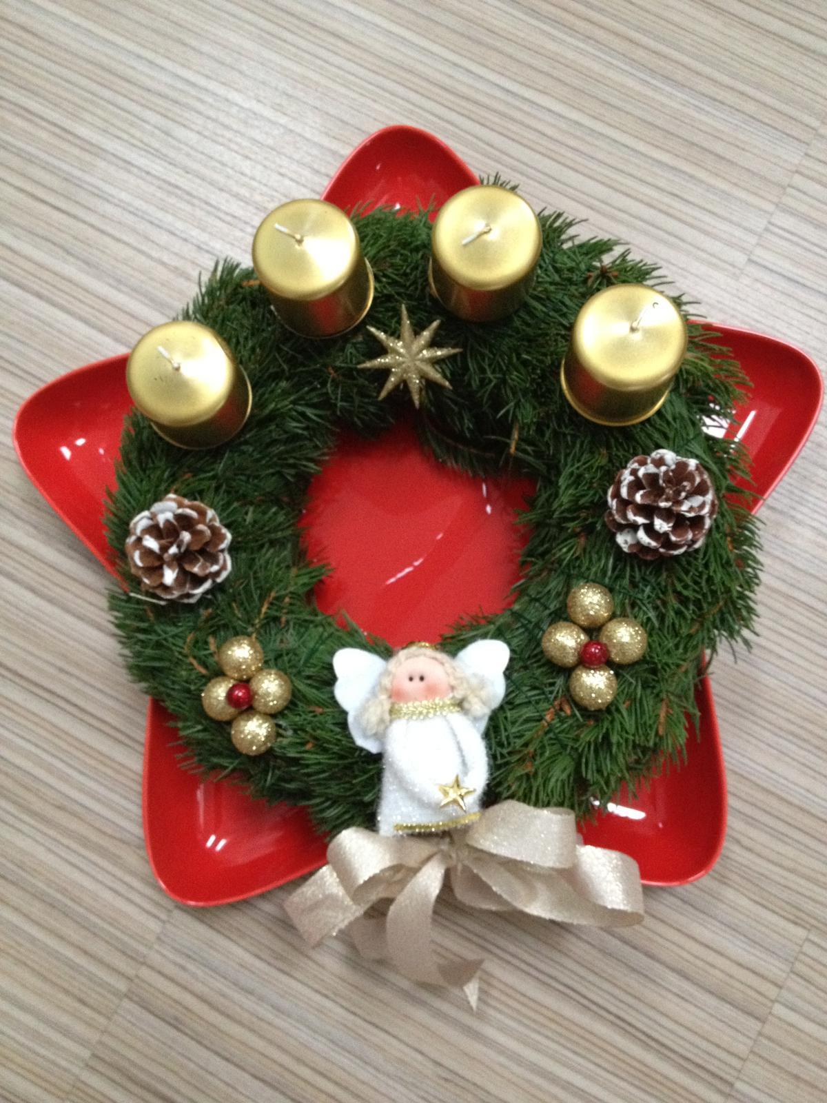 Vánoční:-) - vánoce 2014