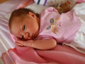 24.3.2011 se nám narodila Eliška:-)
