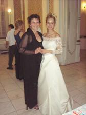 Tanec so svadobnou mamkou