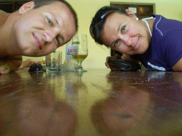 24.4.2010 - ... ja a moj pokladik ...