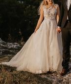 Svadobné šaty Pronovias Ofelia, 34