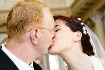 prvý manželský božtek