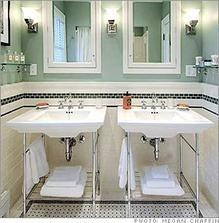 ...(možno) o dvoch umývadlách?