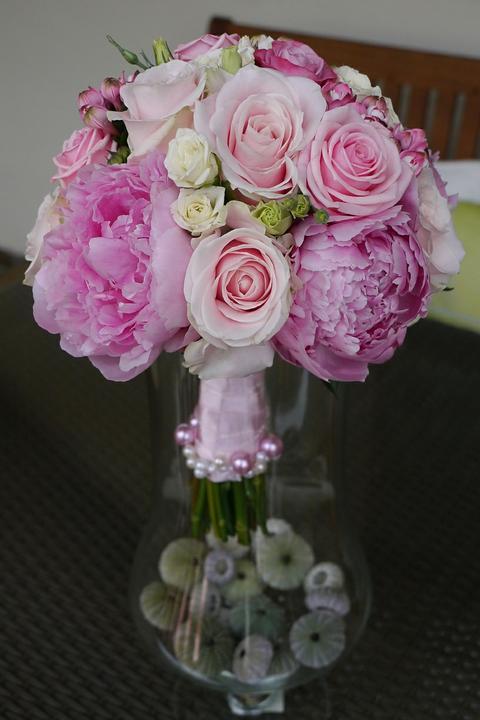 Svadobné kytice - Náááádherná