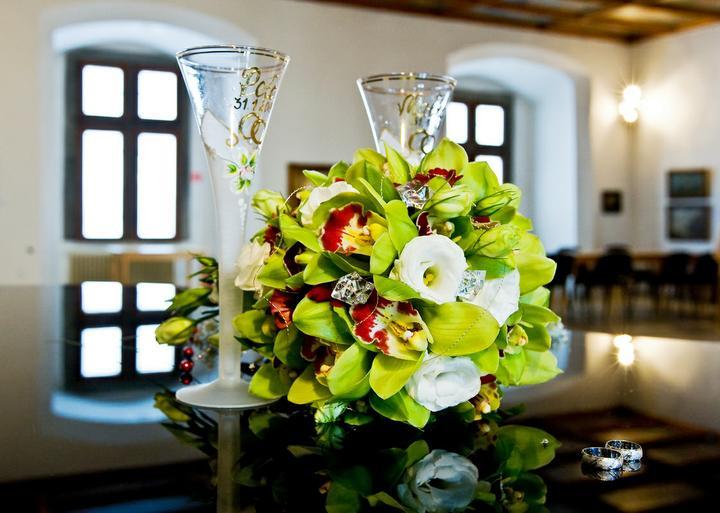 Svadobné kytice - Obrázok č. 3
