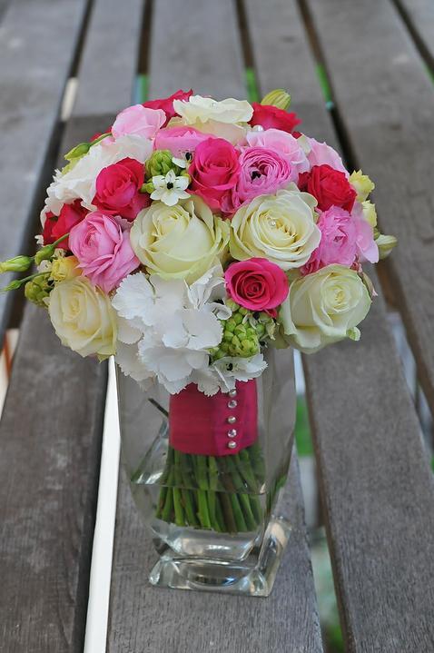 Svadobné kytice - Obrázok č. 6