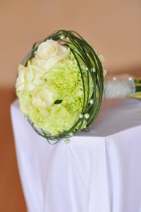 Svadobné kytice - Obrázok č. 7