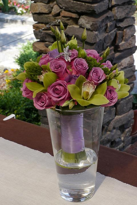Svadobné kytice - Obrázok č. 8