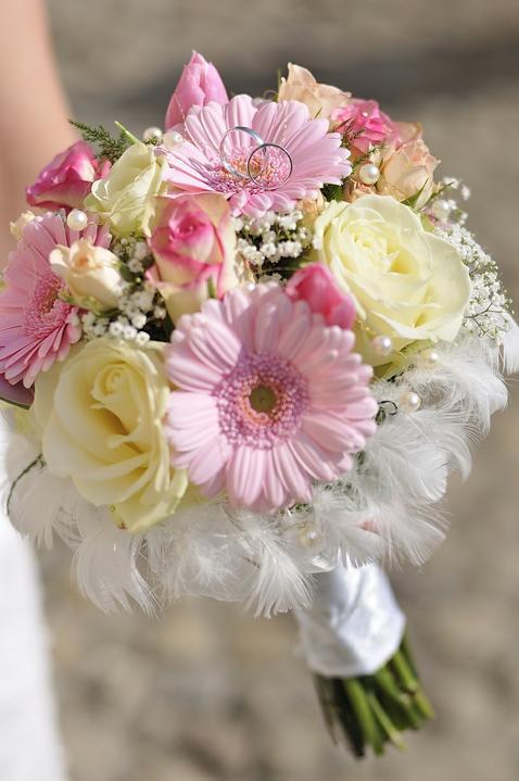 Svadobné kytice - Obrázok č. 9