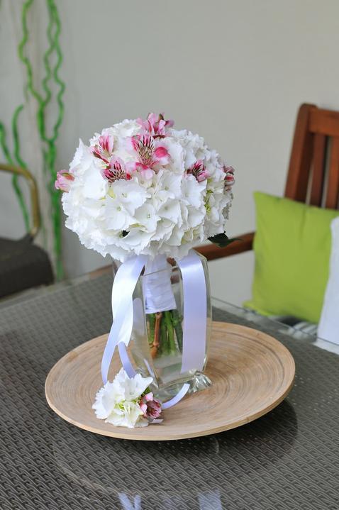 Svadobné kytice - Obrázok č. 11
