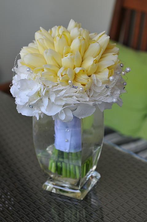 Svadobné kytice - Obrázok č. 14