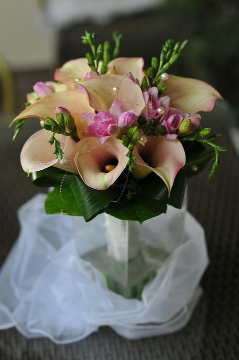 Svadobné kytice - Obrázok č. 16