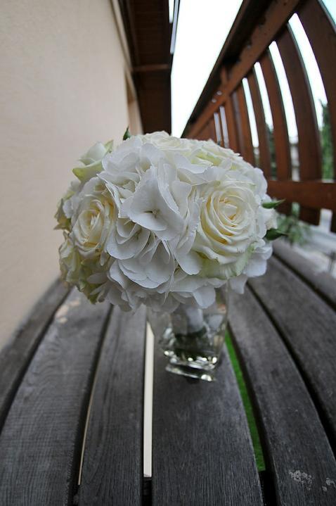 Svadobné kytice - Obrázok č. 17