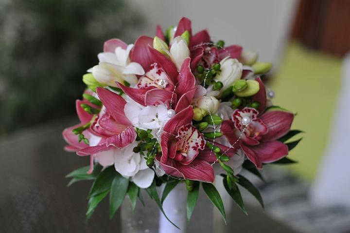 Svadobné kytice - Obrázok č. 18