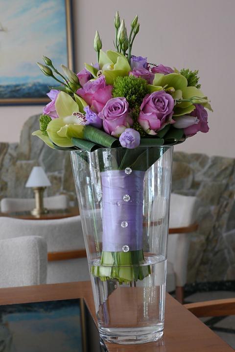 Svadobné kytice - Obrázok č. 20