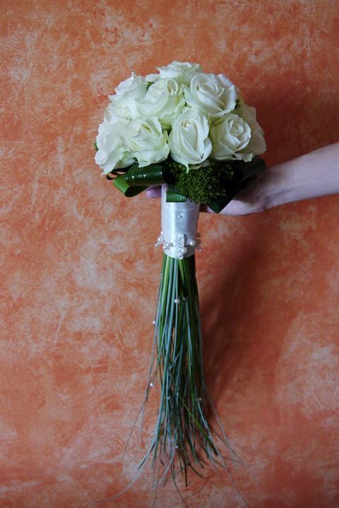 Svadobné kytice - Obrázok č. 23