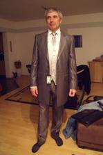 hradní pán - taťulda musí být slavnostně oblečen když mě povede :o)