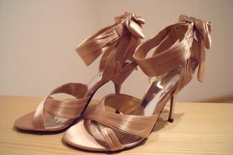 botky pro nevěstu