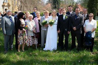 strana nevěsty