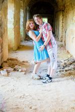 druhá svadobná cesta, dovolenka na Dedinke 2012