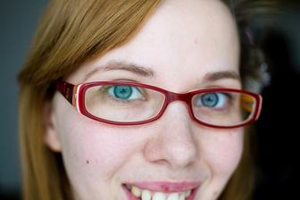 a 22 mesiacov po svadbe som bola donutena zacat nosit okuliare