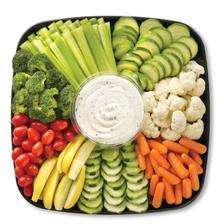 zelenina ku švedskym stolom