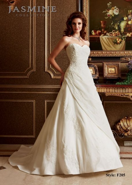 Svadobné šaty - saticky budu mat este ramienka a zavoj, zarezervované, záloha zložená