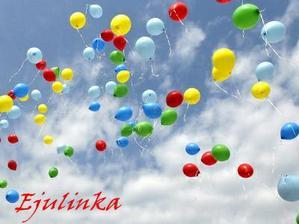 Balonky pro dětičky..snad seženu levné helium..