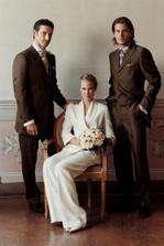 dvaja gentlemani a jedna dama:-)