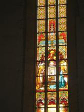 Dóm sv.Martina - detail