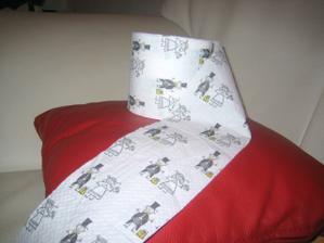 svatební toaletní papír :-)