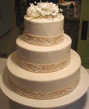 Pripravy na den D - nasa svadobne torticka