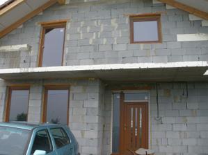 dvere a okná farby- orech balsamico