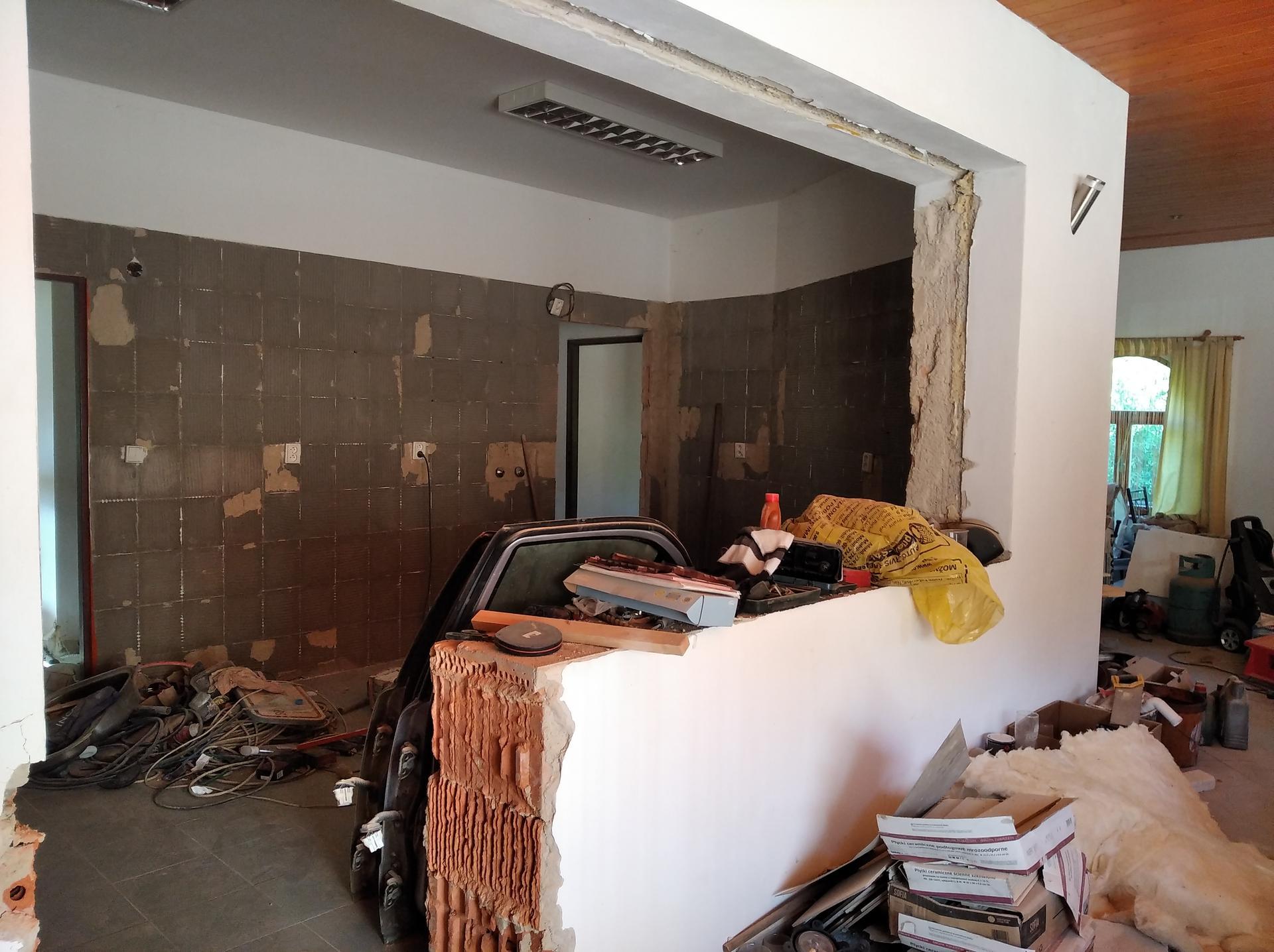 Přestavba hospůdky na bydlení - Obrázek č. 15