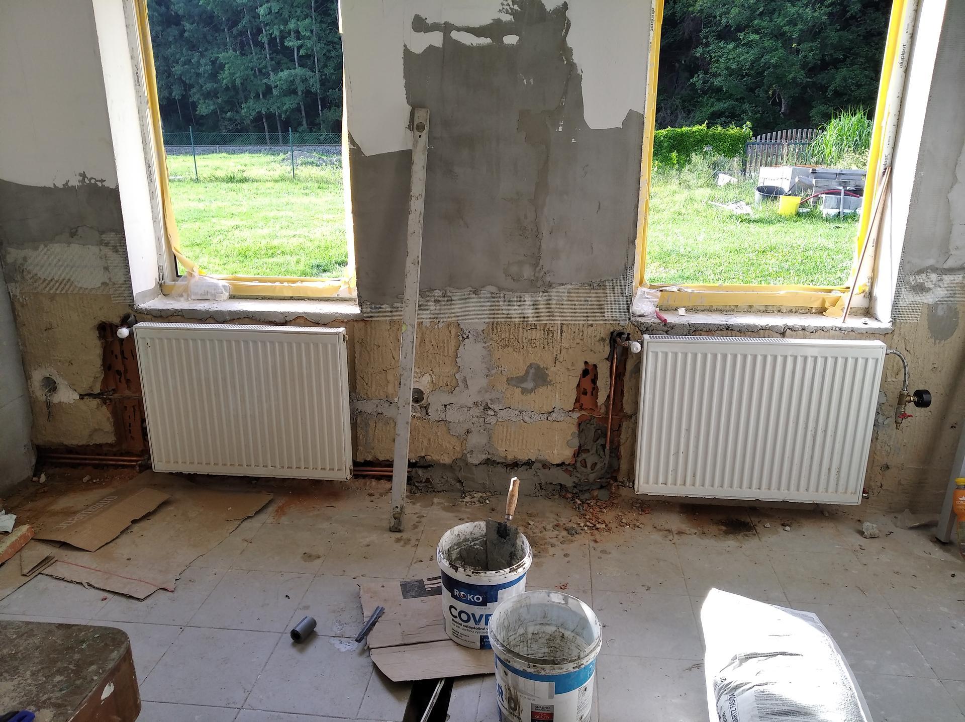 Přestavba hospůdky na bydlení - Obrázek č. 24