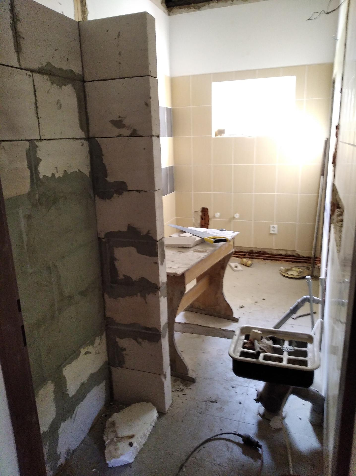 Přestavba hospůdky na bydlení - Obrázek č. 26