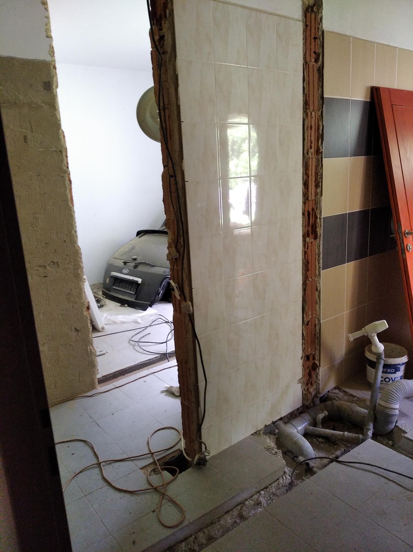Přestavba hospůdky na bydlení - Obrázek č. 31