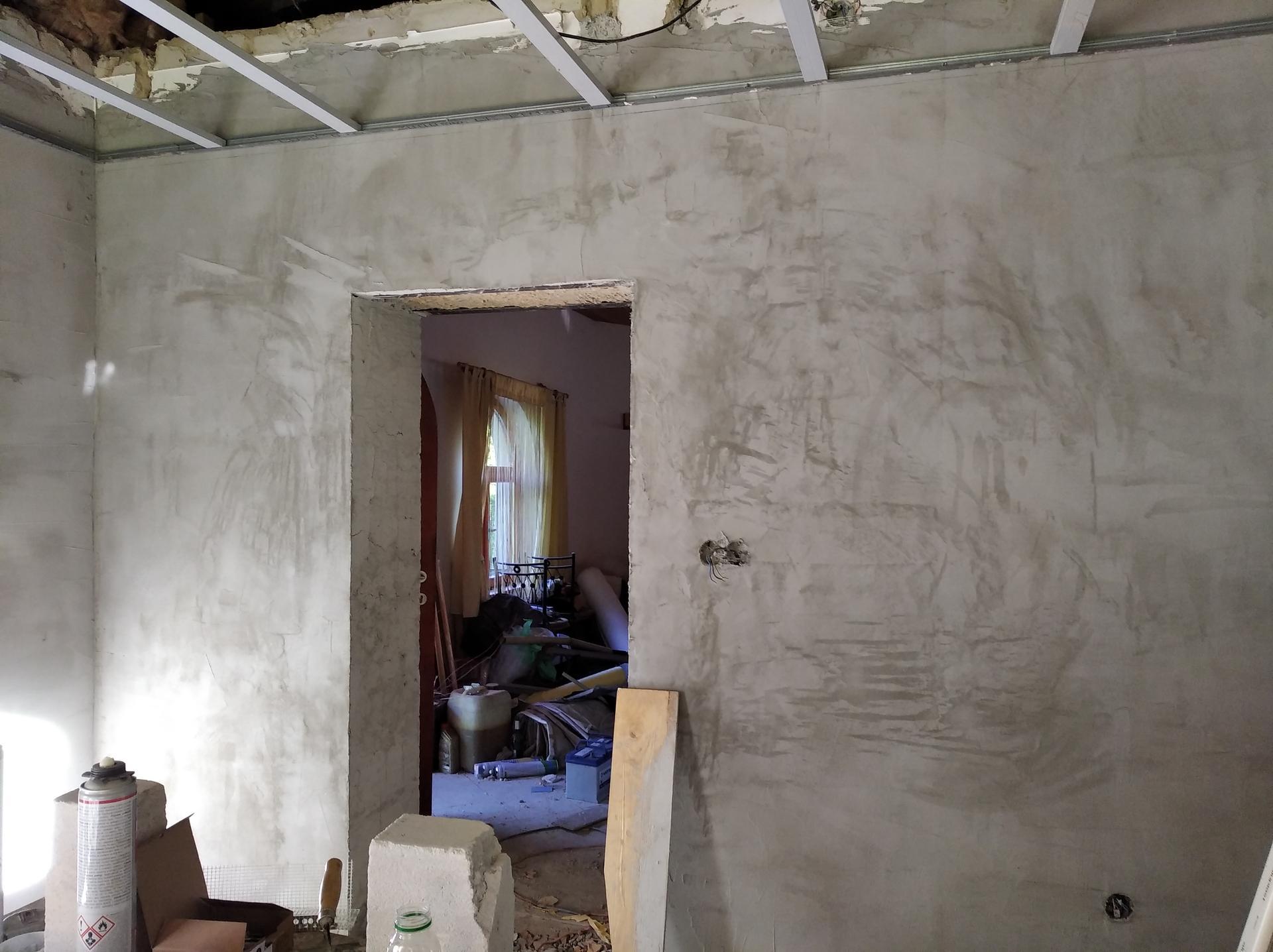 Přestavba hospůdky na bydlení - Obrázek č. 35