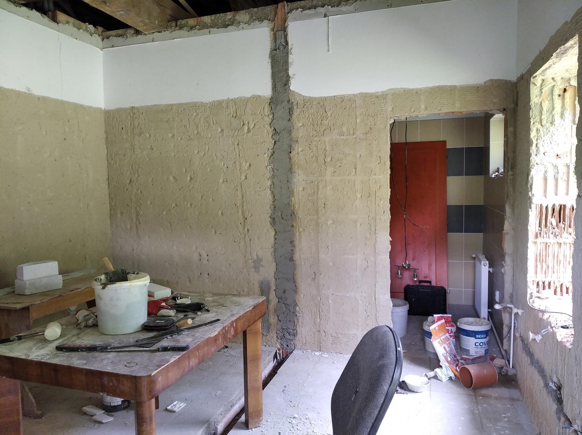 Přestavba hospůdky na bydlení - Obrázek č. 29