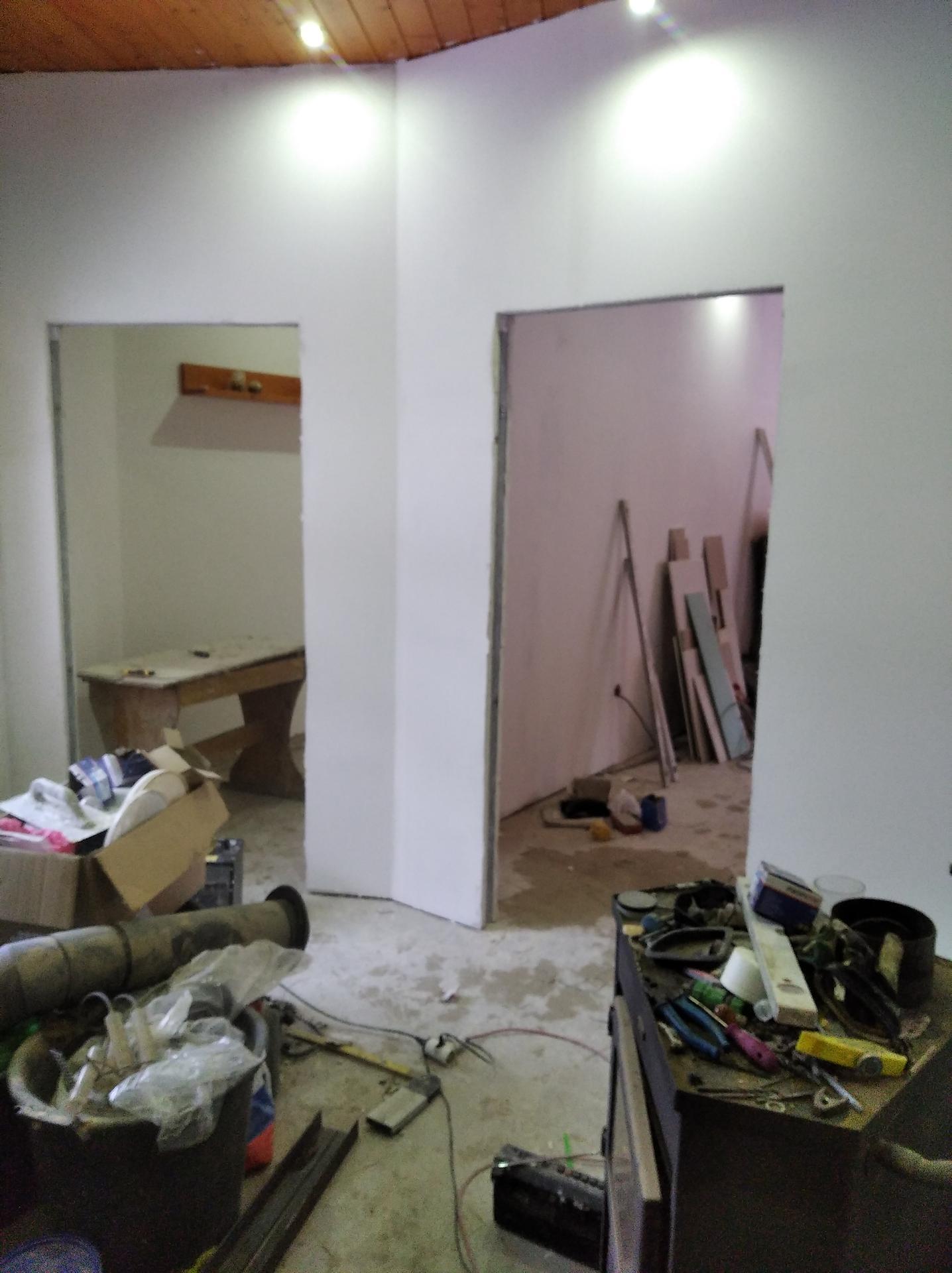 Přestavba hospůdky na bydlení - Obrázek č. 47