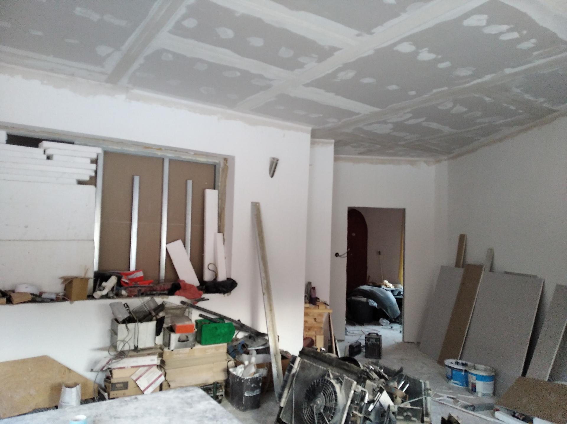 Přestavba hospůdky na bydlení - Obrázek č. 55