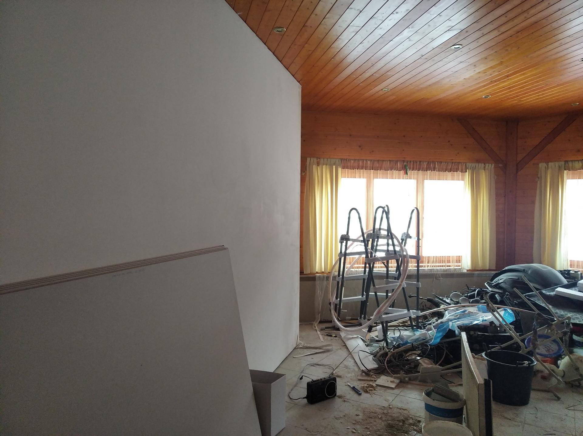 Přestavba hospůdky na bydlení - Obrázek č. 51