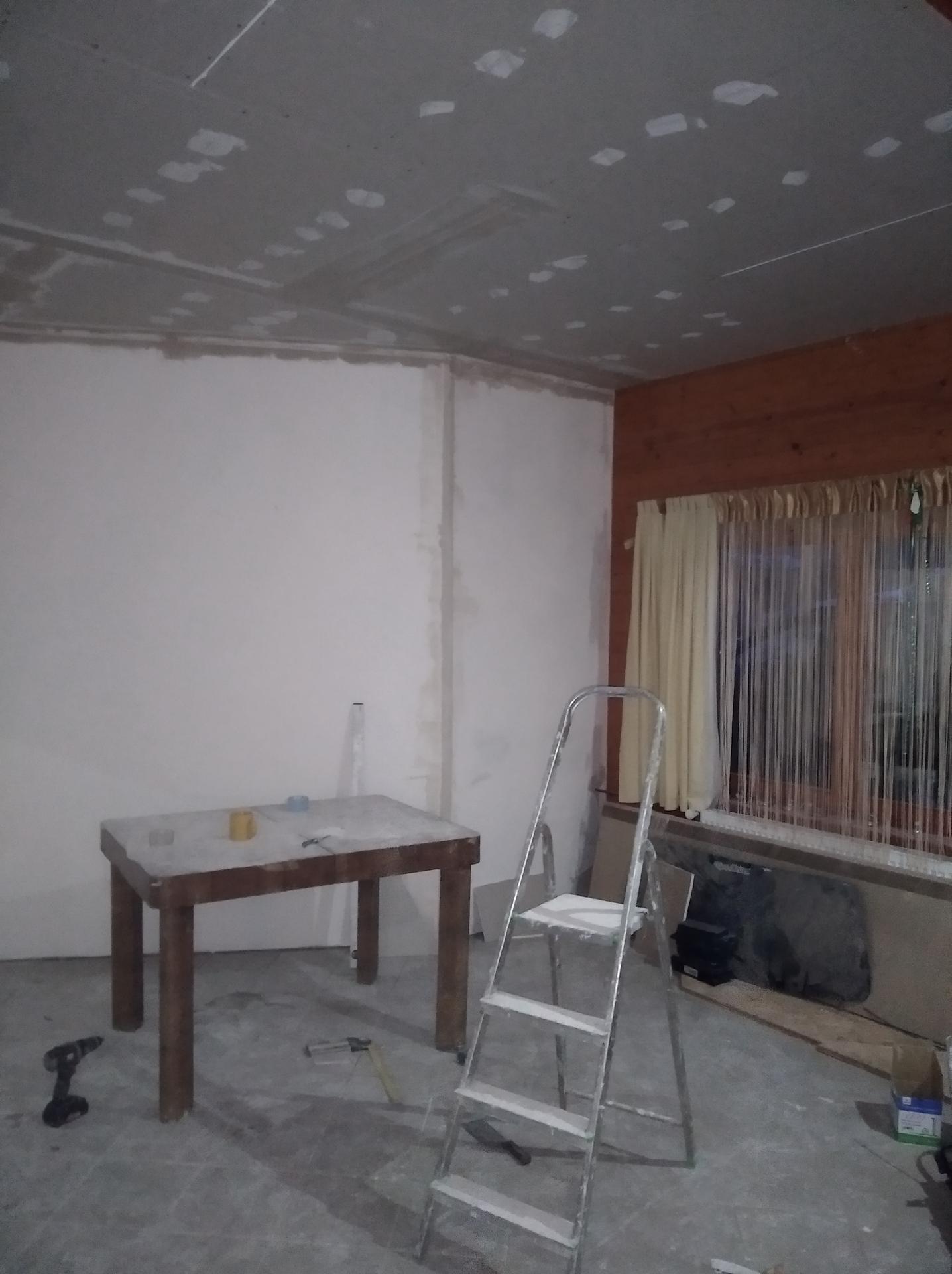 Přestavba hospůdky na bydlení - Obrázek č. 52