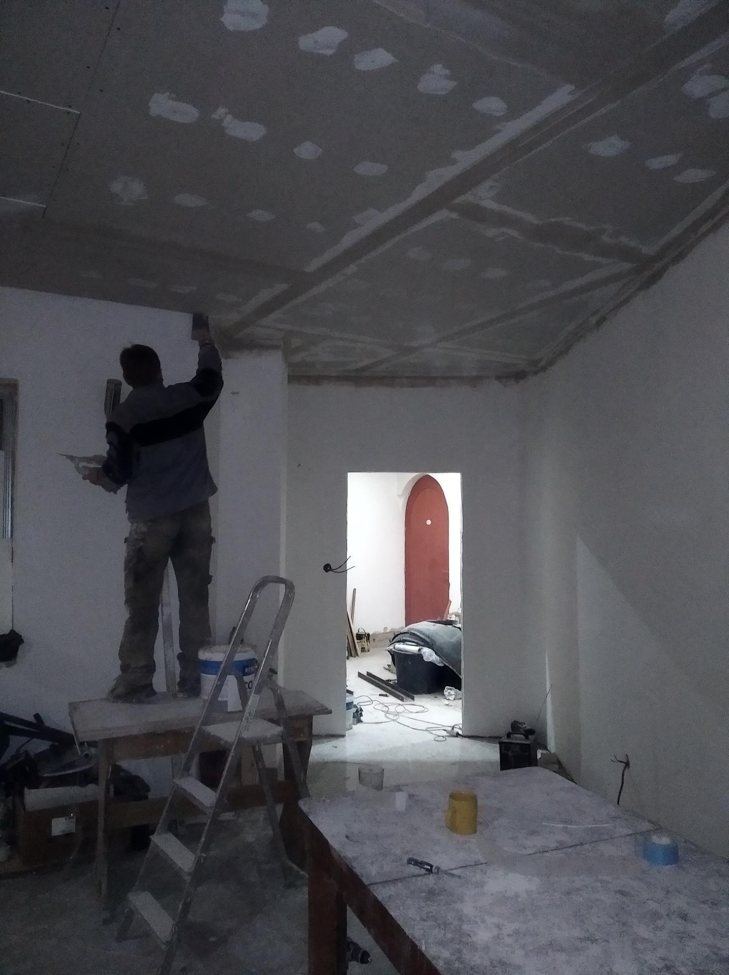 Přestavba hospůdky na bydlení - Obrázek č. 54