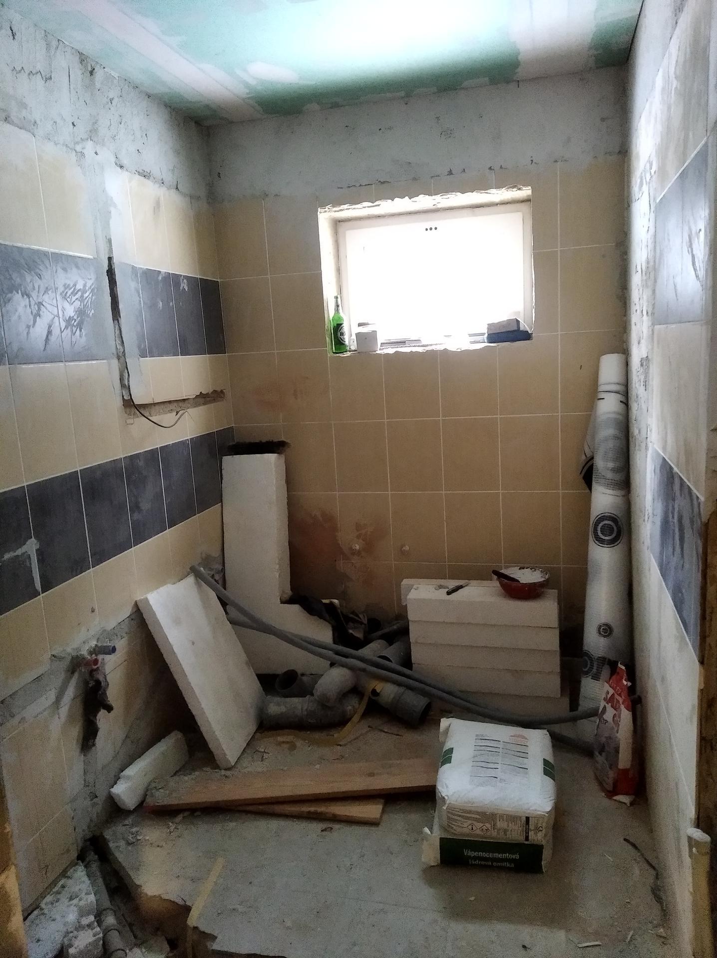 Přestavba hospůdky na bydlení - Obrázek č. 43