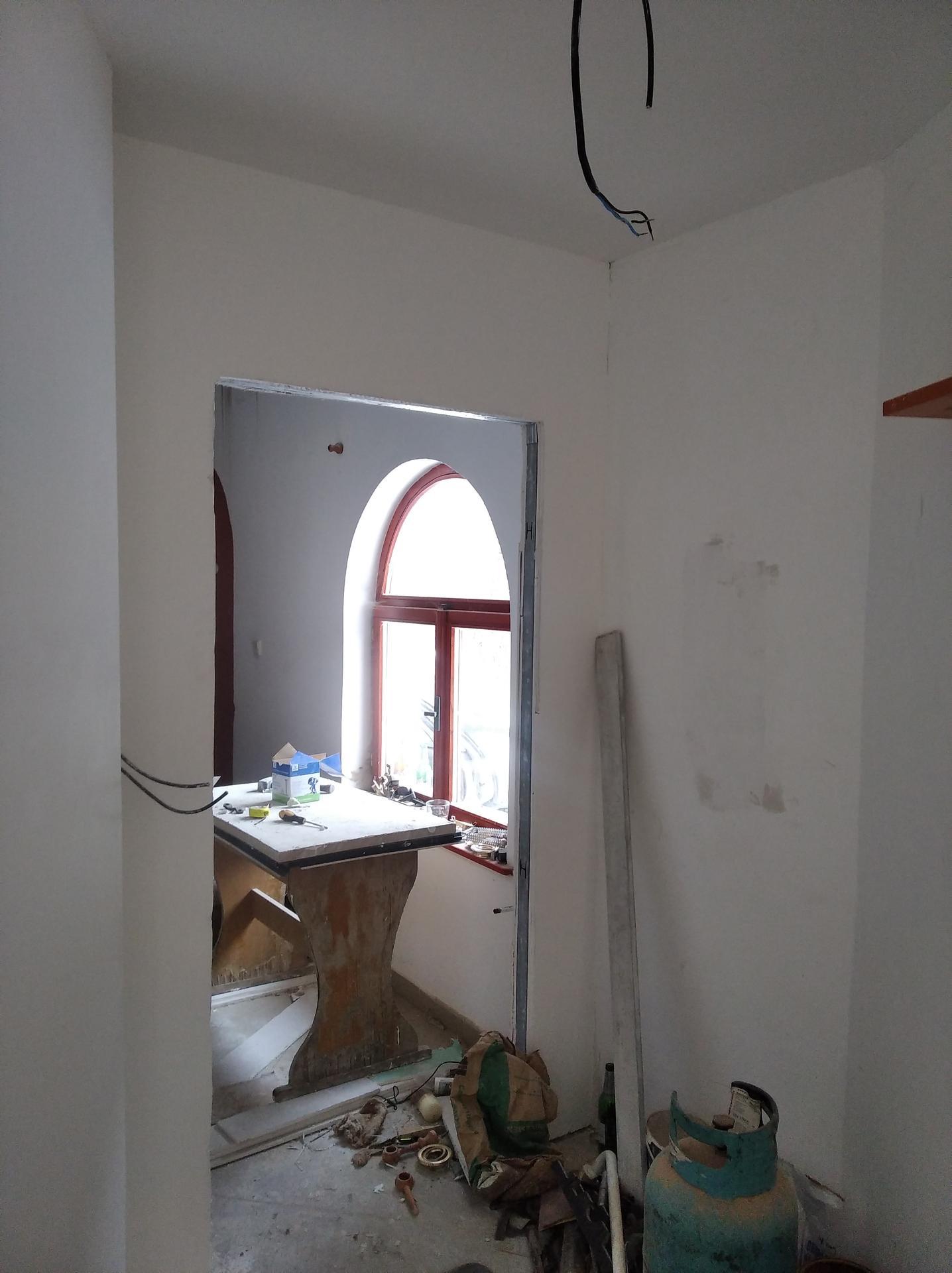 Přestavba hospůdky na bydlení - Obrázek č. 62