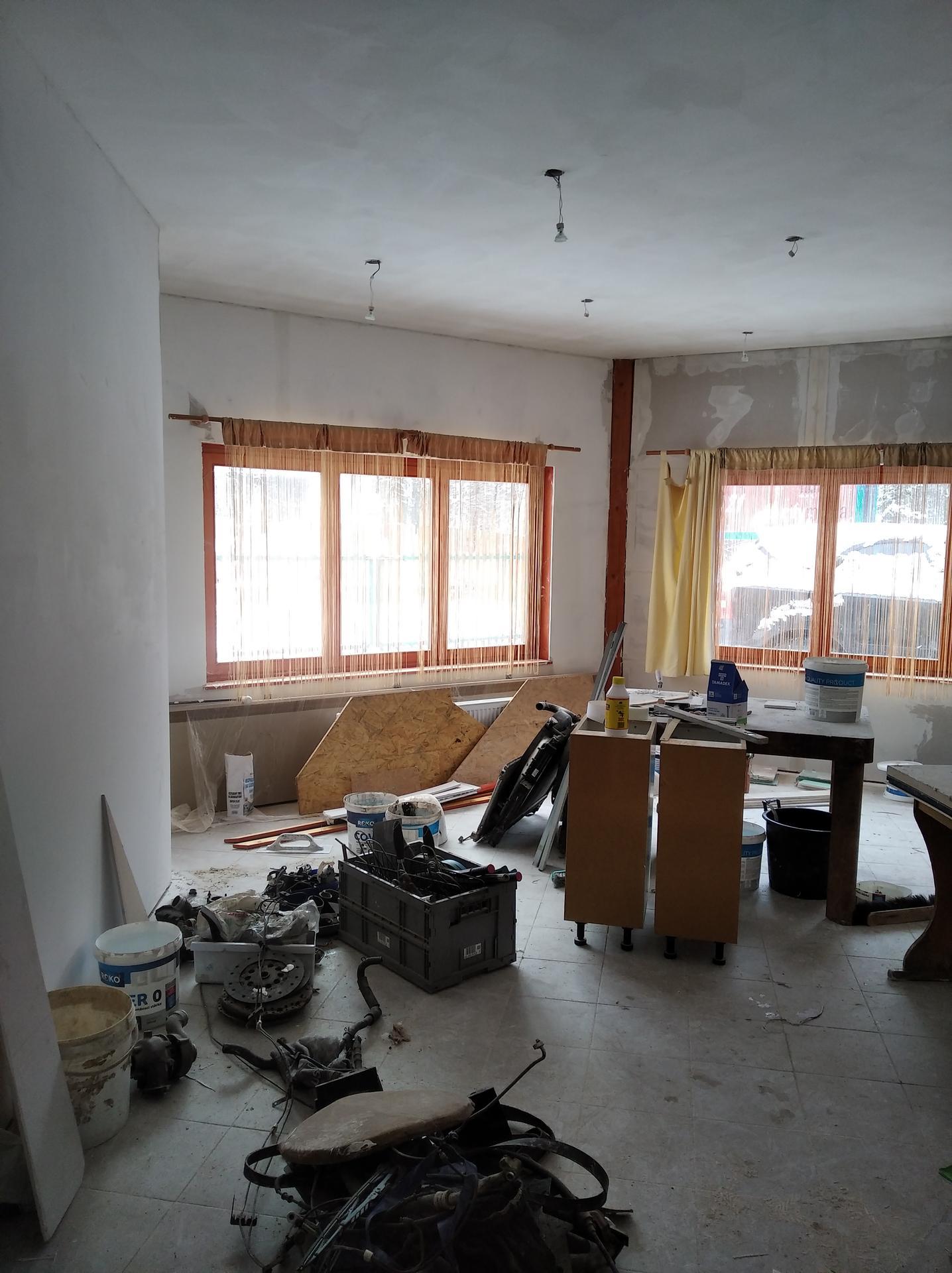Přestavba hospůdky na bydlení - Obrázek č. 66