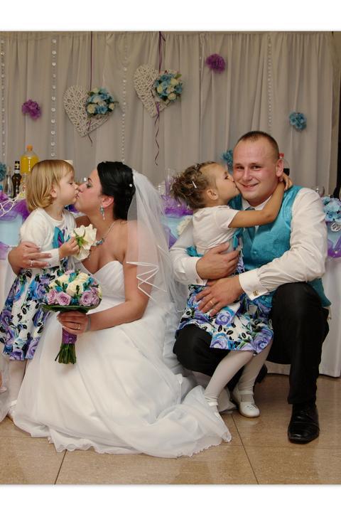 Tinka{{_AND_}}Jarko - Naše krsniatká a najkrajšie družičky :)